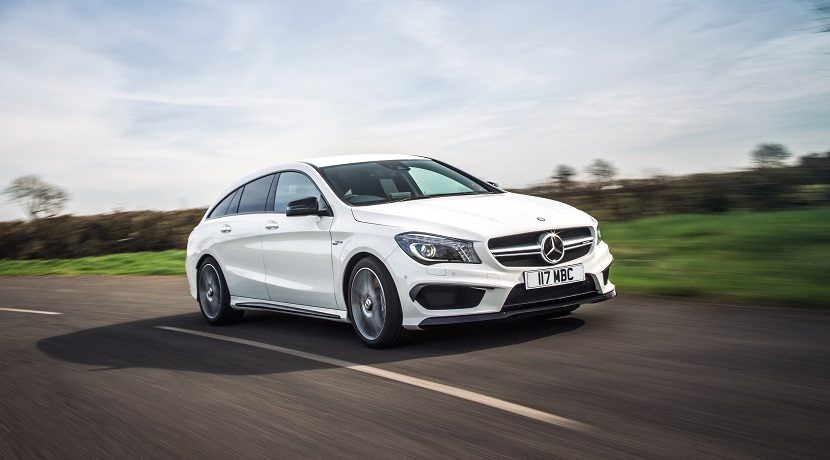 News from Mercedes in 2019 CLA