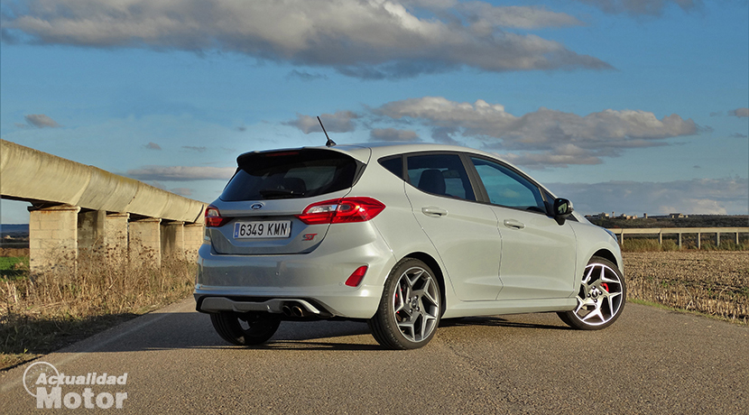 Test Ford Fiesta ST 1.5 Ecoboost 200 HP