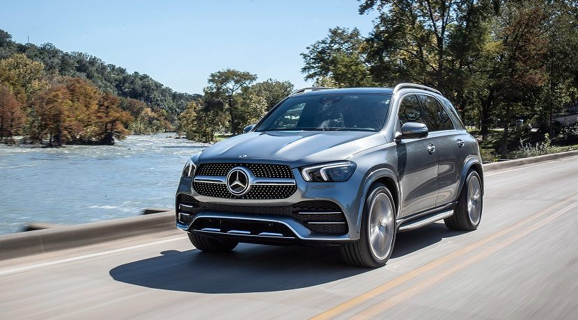 Mercedes news in 2019 GLE class
