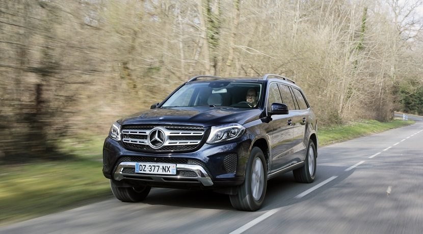 News from Mercedes in 2019 GLS Class