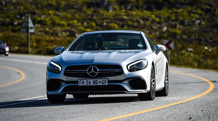 News from Mercedes in 2019 SL Class