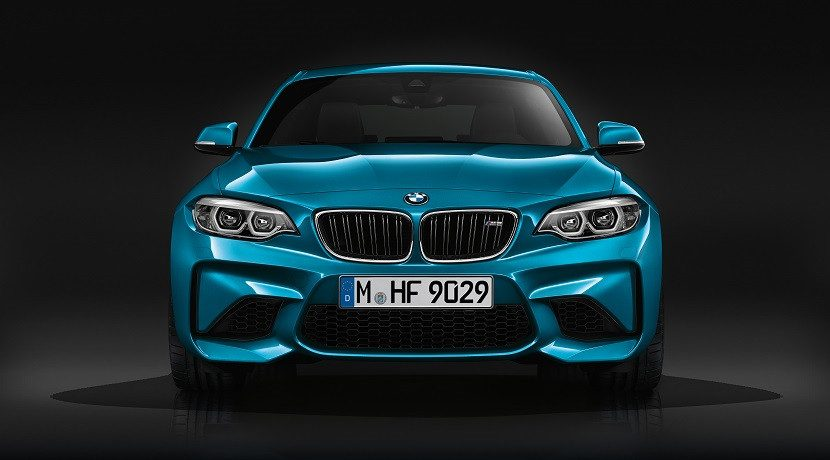 BMW M2 Gran Coupé 4 doors