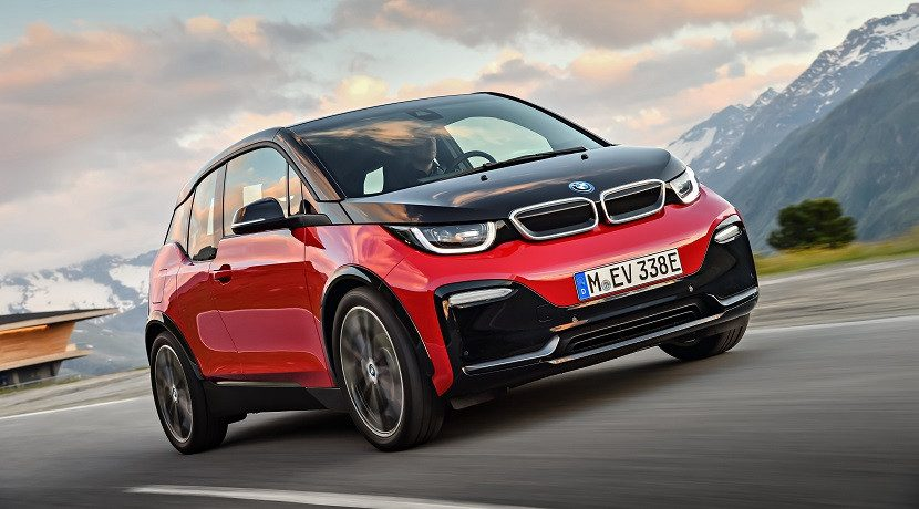 Electric cars of 2019 BMW i3